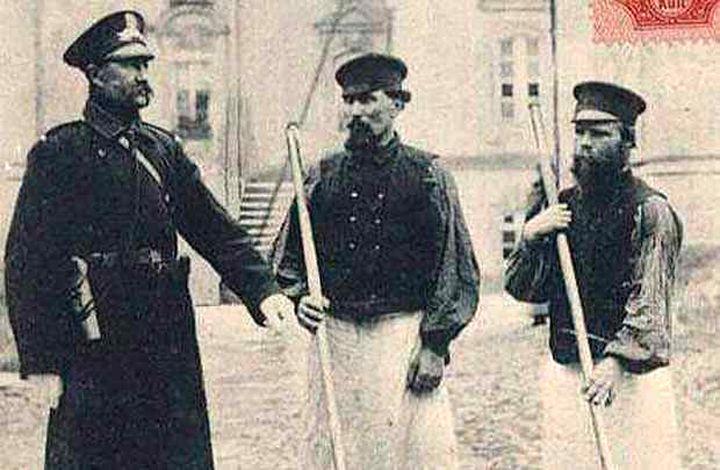 Краткая история гомельской полиции