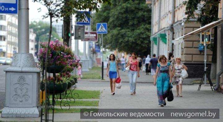 Переименование улиц в Гомеле