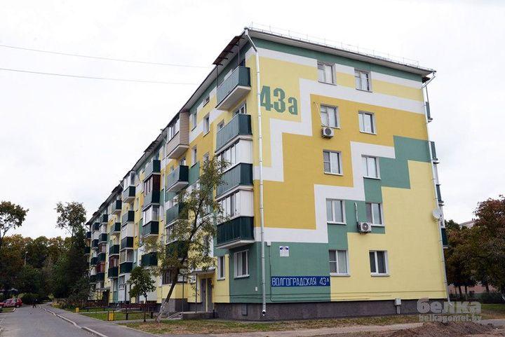Улица Механизации (Волгоградская) в Гомеле