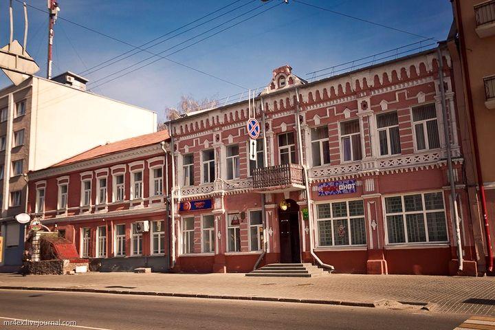 Улица Могилёвская (Кооперативная, Кирова) в Гомеле