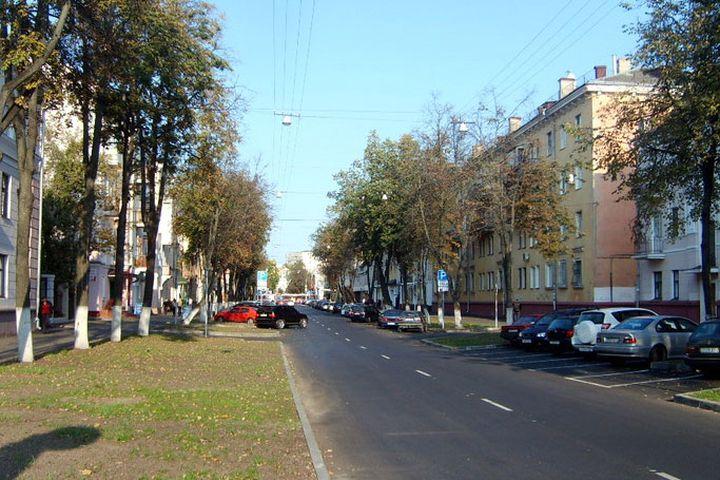 Улица Третья Поперечная