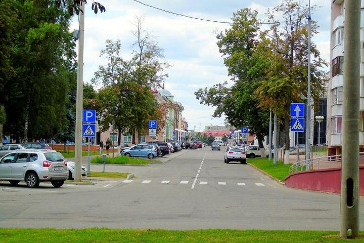Улицы Экономическая и Первая Поперечная в Гомеле