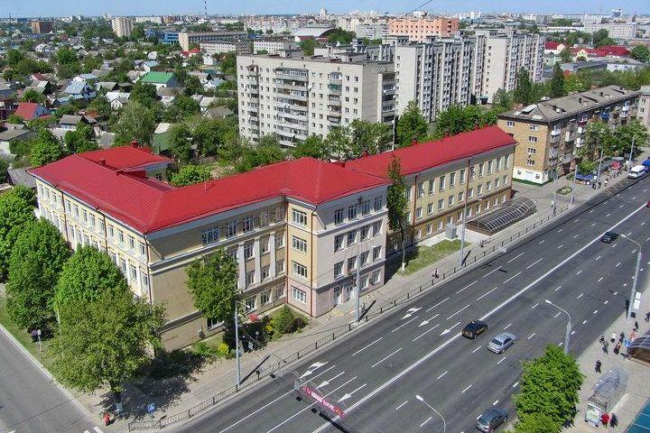 Улицы Кузнечная, Гумённая, Ветряная и Полевая