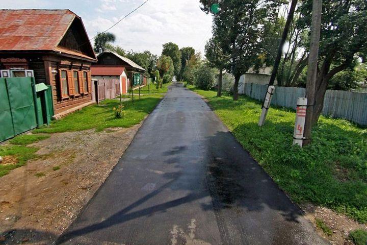 Улица имени Горького в Гомеле