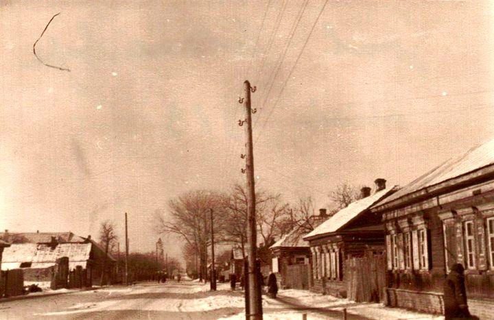 Улица Котовского в Гомеле