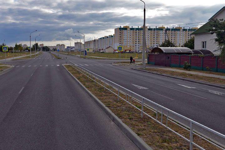 Белого В.А., улица