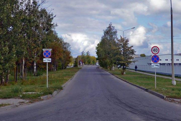 Богуславская, улица