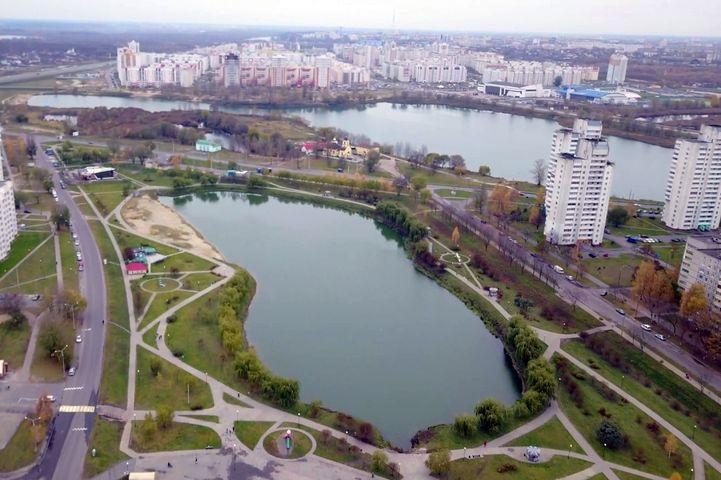 Каскад озёр Волотовские