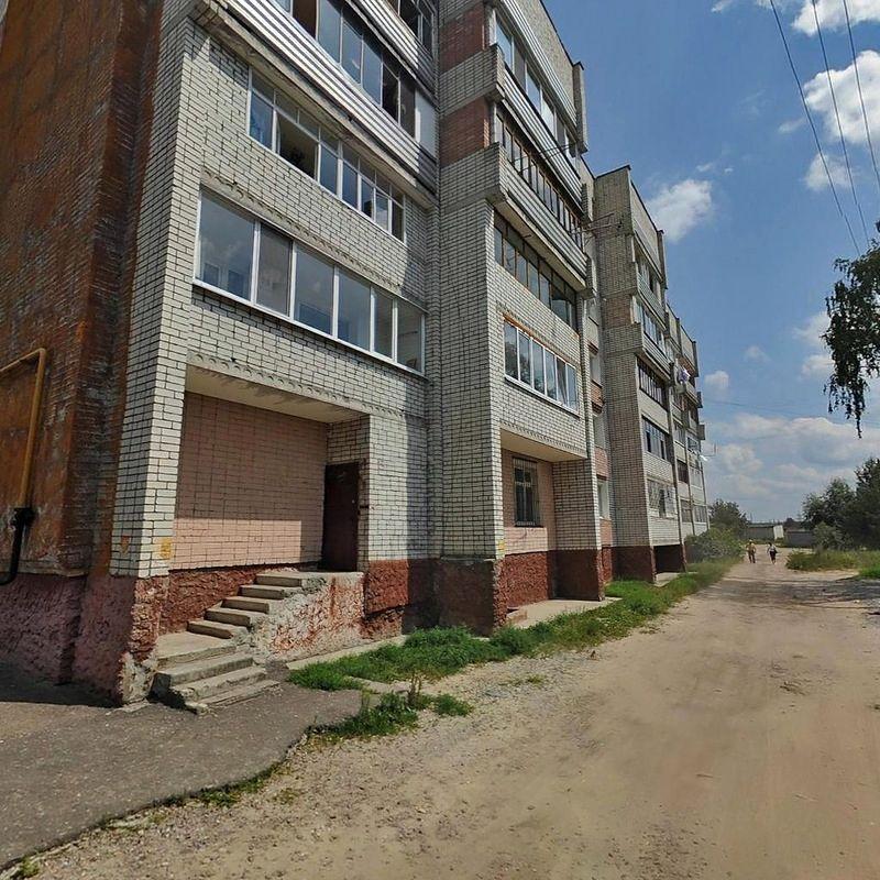 Брянск, улица Гомельская, 59. Фото: pano-maps-125