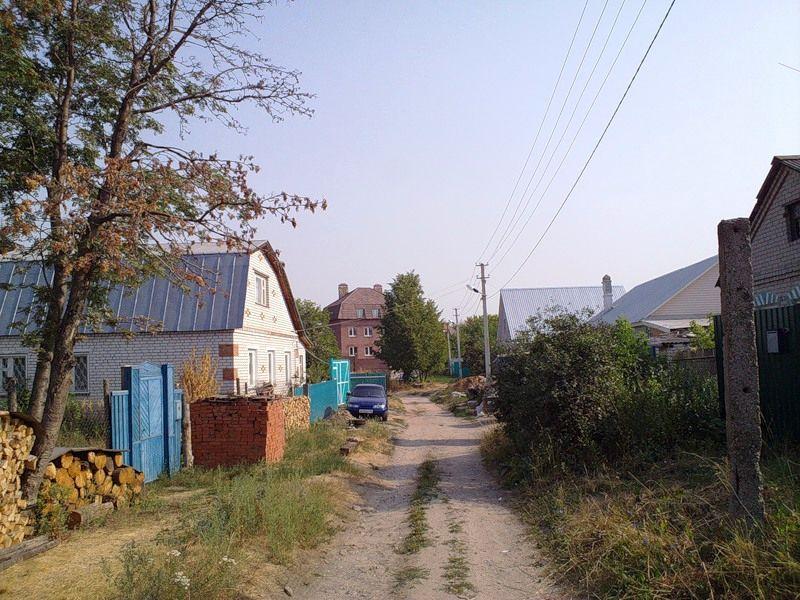 Улица Гомельская в Казани (Республика Татарстан, Россия)