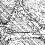 Железная дорога будет в тоннеле, а сверху — развязка с круговым движением