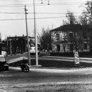 Пересечение улиц Фрунзе и Пролетарской