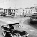 Кольцо возле ЗИПа - пересечение улиц Фрунзе, Интернациональной и Барыкина