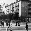 Перекресток улицы Кирова и проспекта Победы