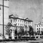Жилые дома по проспекту Ленина (1950)