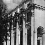 Здание Пединститута имени В. П. Чкалова по улице Кирова (1950)