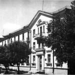 Общежития стройтреста №10 по улице Жарковского (1950)