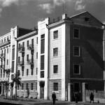 Жилой дом на улице Пушкина. 1950-е.