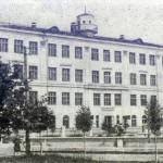 Средняя школа №17 (теперь №11), 1955 год.