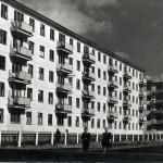 Жилые дома в микрорайоне Фестивальный (1965)