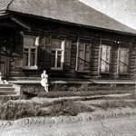 Улица Лещинская, дом №81, 1960-е. (фото со страницы А. Веснина в «Одноклассниках»)