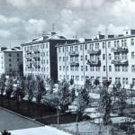 Улица Победы. 1965.