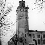Башня фабрики «8 марта», Ноябрь 1960.
