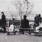 Смотровая площадка возле Усыпальницы. 1967-1968 год.