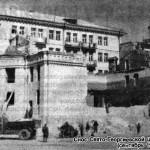 Снос остатков Георгиевской военной церкви по ул. Победы в сентябре 1961 года.