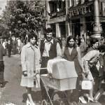 Проспект Ленина. 1 мая 1975 года.