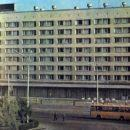 На Привокзальной площади. 1978 год