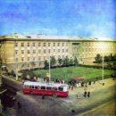 Площадь Труда. 1971 год
