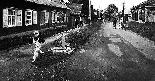 В районе Старого Аэродрома (1987)