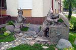 Скульптура Гномы