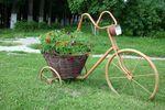 Скульптура Велосипед