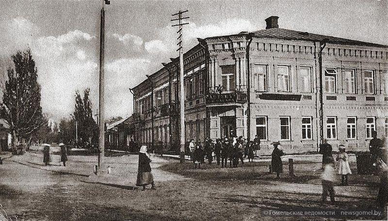 Улица Аптечная, нынешняя Жарковского