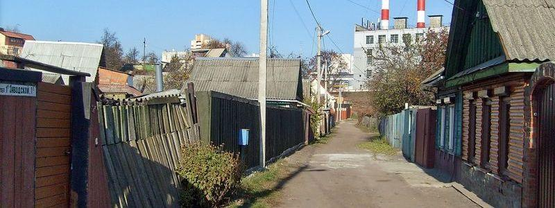 Заводской, 1-й переулок