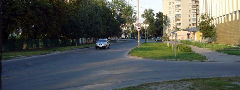 50 лет завода Гомсельмаш, улица
