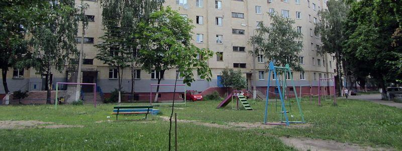 Курчатова, улица