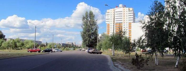 Макаёнка, улица