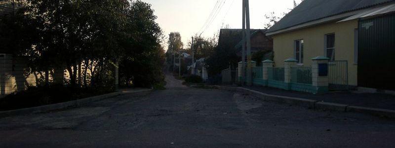 Нагорная, улица