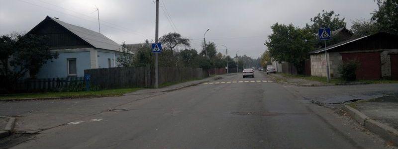 Озёрная, улица
