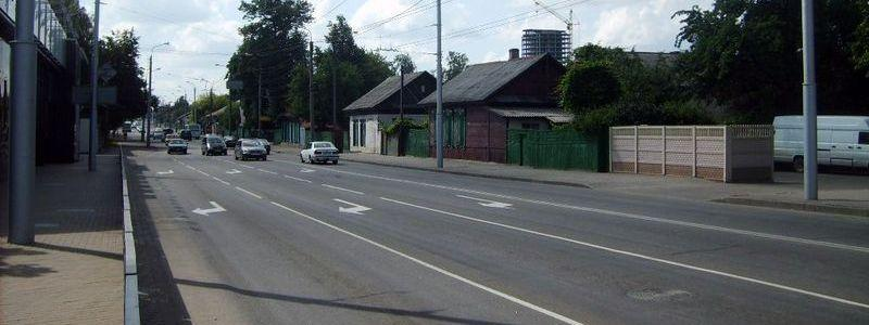 Полесская, улица