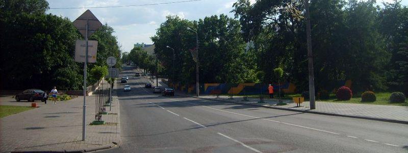 Пролетарская, улица