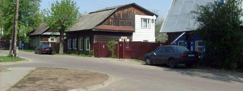Рогового, улица