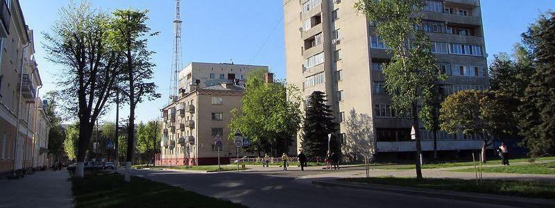 Садовая, улица