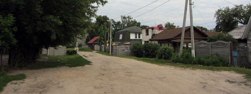 Сазонова, улица