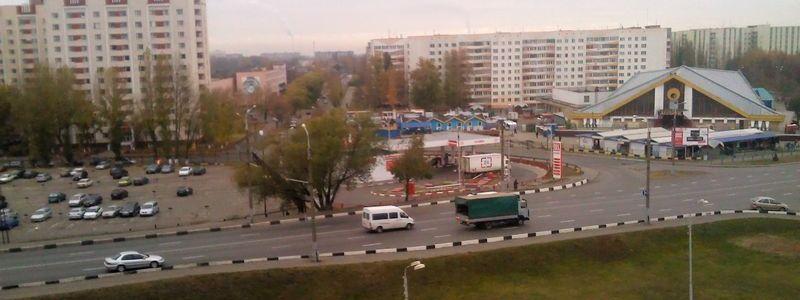 Сельмашевский рынок