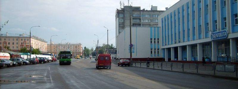 Шевченко, улица