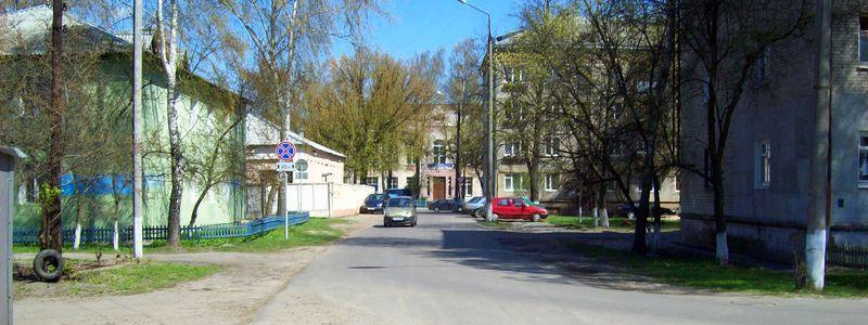 Старочерниговская, улица